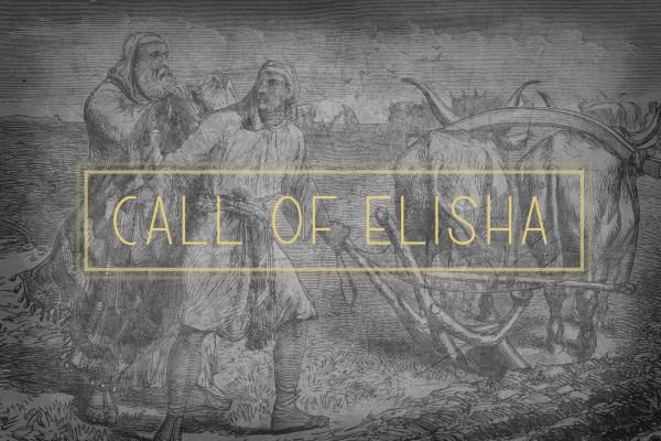 Call of Elisha