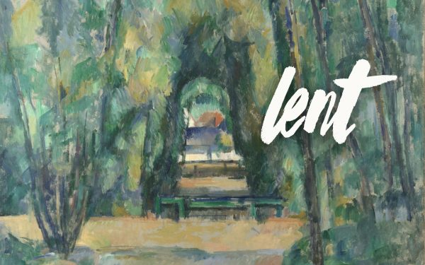 SERMON: Lent and the Holy Spirit Image