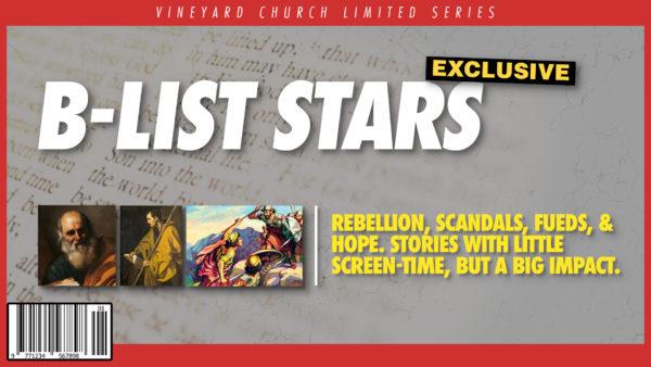B-List Stars
